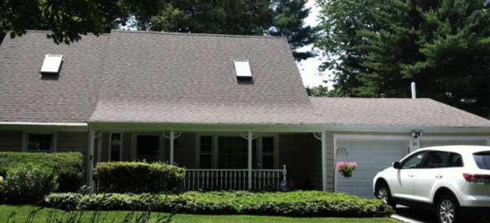 Squeaky Clean Property Solutions explains their roof cleaning process